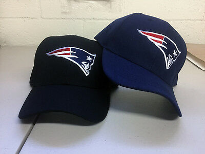 New England Patriots Cap Hat Embroidered Game NE Men Adjustable Curved