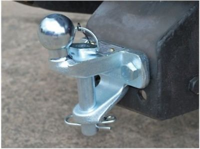 Dixon Bate Towball Pin & Jaw Hitch DA2123