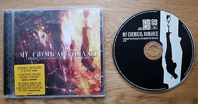 My Chemical Romance I Brought You My Bullets, You Brought Me Your Love CD