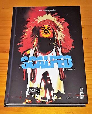 BD  Scalped - Tome 1