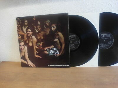 The Jimi Hendrix Experience – Electric Ladyland 1968 UK TRACK LP IN MINT