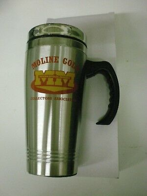 Minneapolis Moline TRAVEL MUG, 16oz.