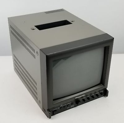 """Panasonic BT-S915DA 9"""" Color CRT Video Monitor TESTED & WORKING"""