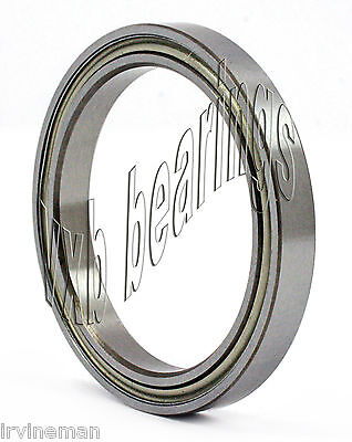 1 Ball Bearings 6907-ZZ 35x55x10 Bearing 35x55 Shielded