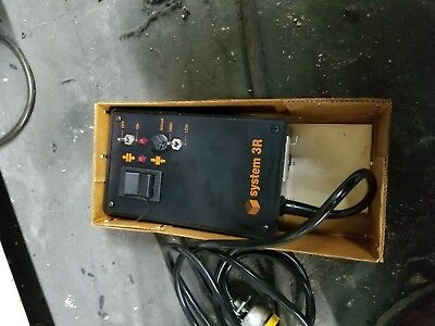 3R systems - switch for EDM machine