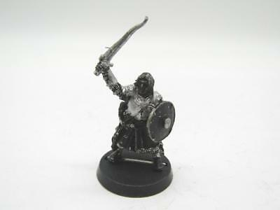 Lord Of The Rings Hobbit Middle-Earth Fellowship Gondor Boromir Metal (w379)