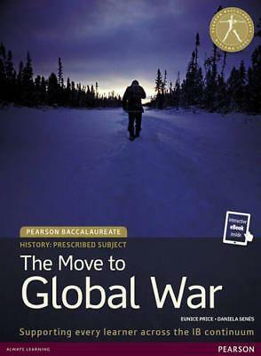 Pearson Baccalaureate History : Mouvement à Global War Pack (Pearson Internatio