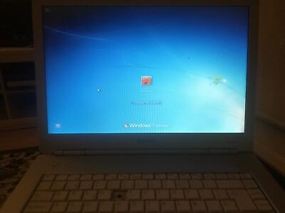 PORTATIL SONY vaio / Intel core 2 duo  / 320 gb de disco /  4 gb de ram