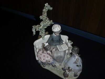 Lladro Family Roots 5371 Retired