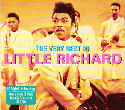 Little Richard - The Very Best Of (New Sealed 2Cd)