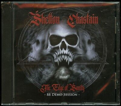 Shelton Chastain The Edge Of Sanity 88 Demo Session CD new manilla road david