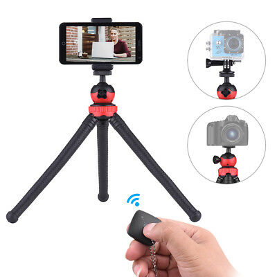 Octopus Tripod Spider Stand Holder for Go Pro Hero 6/5/4/3+/3 Action Camera V1Y6