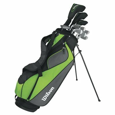 Wilson HyperSpeed Complete Set Club Set Mens Graphite/Steel Mint