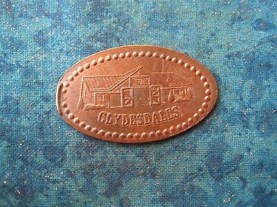 CLYDESDALES HORSES Elongated Penny Pressed Smashed 24