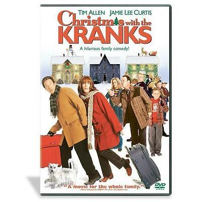 Christmas with the Kranks (DVD 2005) Tim Allen, Jamie Lee Curtis; New/Sealed
