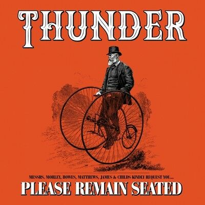 Thunder - Please Remain Seated CD (2) Bmg Rights Management NEW