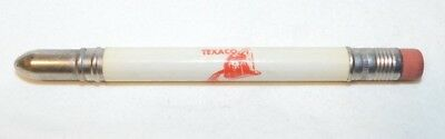 Vintage Texaco Fire Chief Service Station Advertising Bullet Pencil