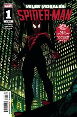 Miles Morales Spider-Man #1 Brian Stelfreeze Reg Cover 1St Print      121218