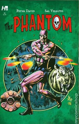 Phantom (Hermes Press) #4A 2015 VF Stock Image