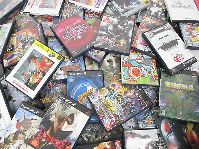 WHOLESALE Playstation 2 Lot 50 FREE Shipping Video Game Sony 1191p2