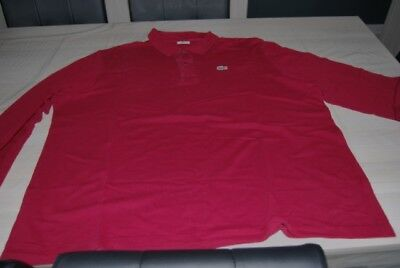 61674aeafe Polo Lacoste manche longue taille 8 3xl (2018.3.28 181/182)