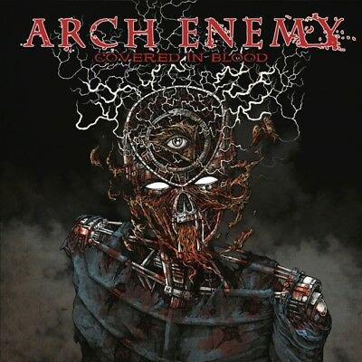 Arch Enemy - Covered In Blood CD Century Me NEW