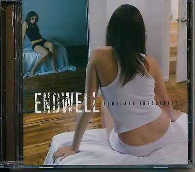 Homeland Insecurity - Endwell cd 12 track