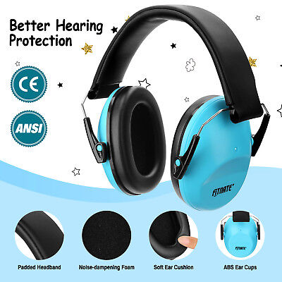Baby Ear Muffs Noise Reduction Comfort Earmuff Protect Adjustable for Babies Kid