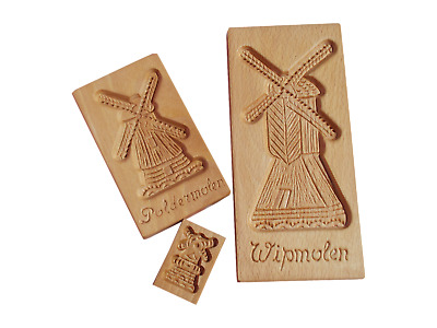Dutch biscuit mould - speculaas plank
