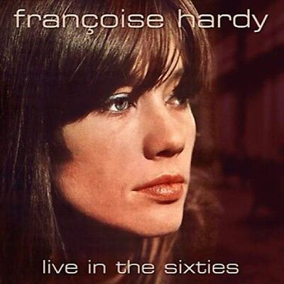 FRANÇOISE HARDY Live In The Sixties vinyl lp. ACLP8087 new mint rare tracks