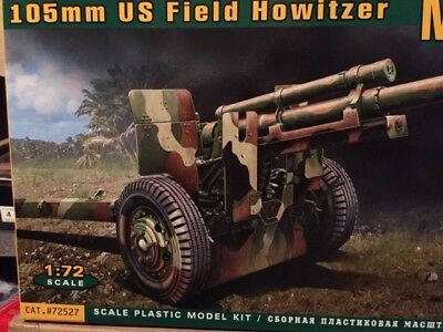 ACE US 105 mm Field Howitzer M2A1 **!!New Tool 2016!!** 1/72