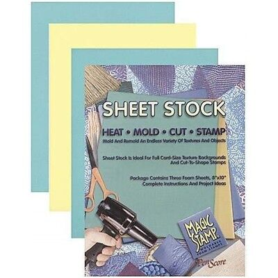 Timbres Magiques Clearsnap Mousse Moulable Tampons Feuilles Stock - Magic Foam
