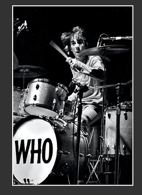Keith Moon , The Who !