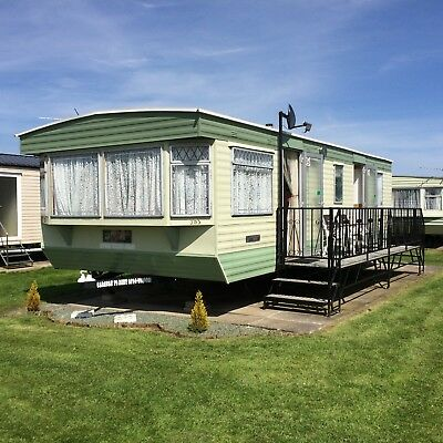 Holiday Caravan to Rent Richmond Dr. Skegness Free Swimming Pool & Club Passes