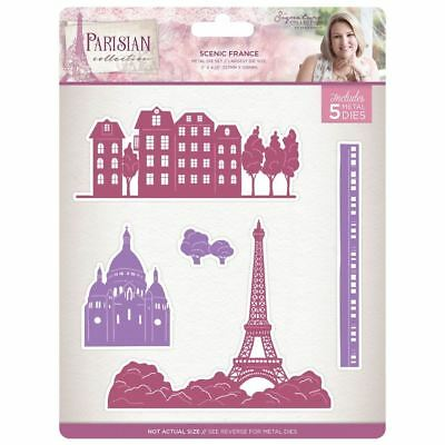 Sara Davies Parisian Signature Craft Collection - Metal Die - Scenic France
