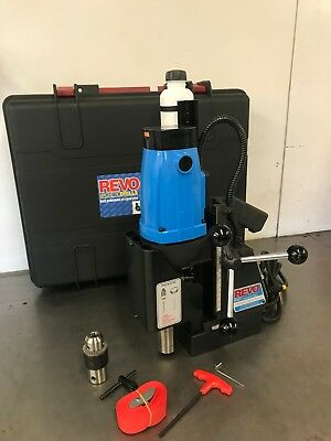 G&J Hall Revo R401 Magnetic Drill 240v - Rotabroach Panther