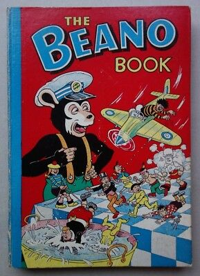 Beano Book 1956 One of the best we've seen VG/Fine (phil-comics)