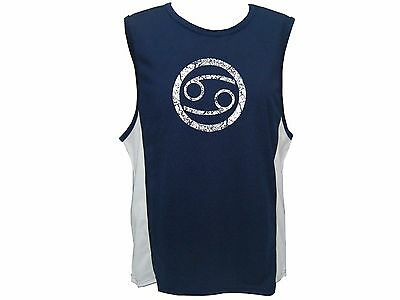 Astrology zodiac Constellation horoscope sign Cancer sweat proof fabric tank top