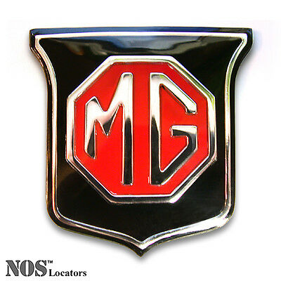 MGB, MGC, MG 1100, Midget 1962-69 Grille Badge NEW - SALE