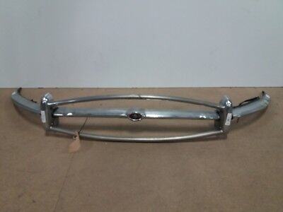 Jaguar E-Type Front Bumper + Guard