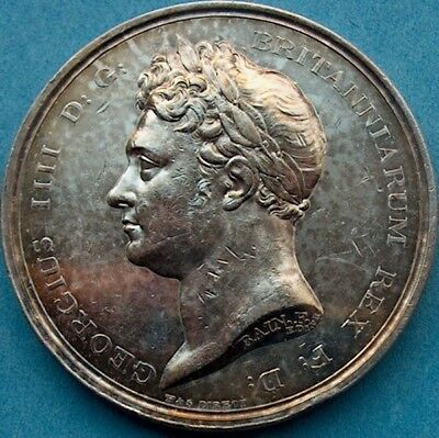 Visit of George IV to Scotland. Silver 1822