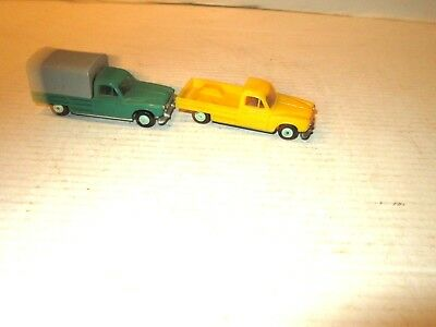 Micro Norev 1/86  2   Peugeot 403 Pick -Up