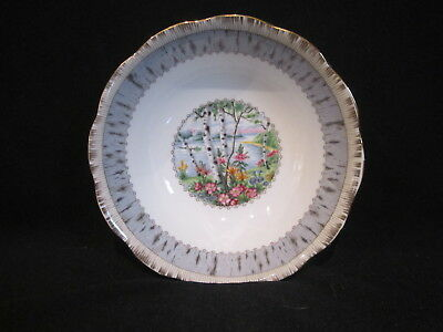 Royal Albert - SILVER BIRCH - Soup or Cereal Bowl