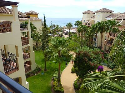 Marriott Marbella Beach Resort 3 bedroom Gold Holiday Season Timeshare Resale