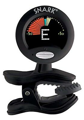 Snark Black SN-5 Clip-on Chromatic Instrument Tuner For Guitar Bass Violin Uke