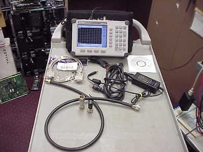 Anritsu S810D -11NF Broadband Cable & Antenna Analyzer 2 MHz to 10.5 GHz
