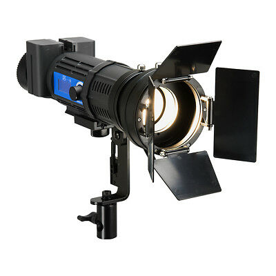 Fotodiox PopSpot Ultra 50 Bi-Color 3200k - 5600k Focusable Spot Light (B-STOCK)