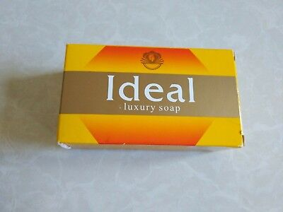 Ideal Luxury Soap Hypo- Allergenic clean and softness Original