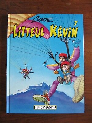 litteul kevin 7 eo -- coyote