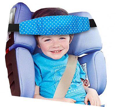 Sungrace Toddler Baby Kids Sleeping Head Support (Blue) SSHS